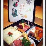 ランチは日替わり定食や海鮮丼など豊富にご用意