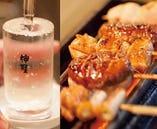蔵元直送の日本酒と新鮮鶏料理 やきとりが最高に美味い!!