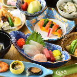 【月替わり】 手軽に様々なお料理を楽しめるコースが揃います