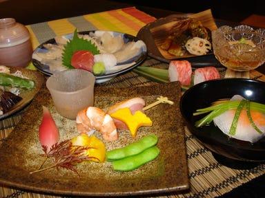 日本料理 栗はら  こだわりの画像