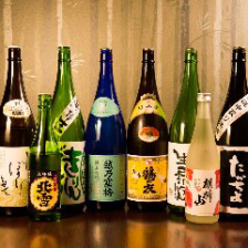 新潟の地酒多数そろえております!