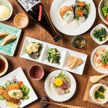 鮮魚・京野菜・名物料理を心ゆくまで