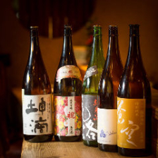 京都の美酒&全国の銘酒をご堪能あれ