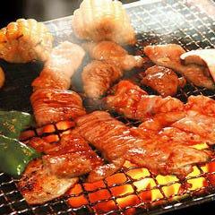 韓国料理 サムギョプサル 李朝園 松井山手店