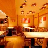 ■□大衆酒場 北海道ながまれ 外苑前店 -小上がりテーブル席- □■