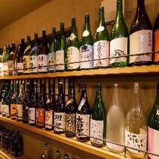 滋賀の地酒各種取り揃えてます!