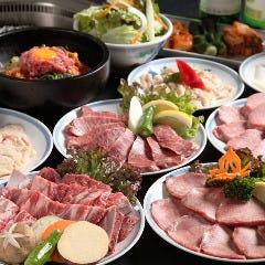 焼肉大飯店横浜アリラン亭 西口店