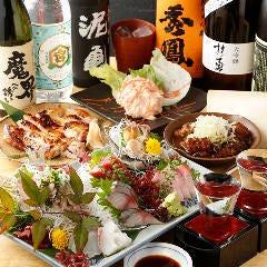 豊洲直仕入れの鮮魚と地酒 仁 麹町