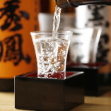 お店の日本酒 飲み放題  ※銘柄は仕入により変わる場合もあります。