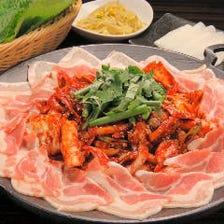 韓国の流行グルメはコラボで満喫!
