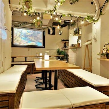 貸切&BBQグリル 渋谷ガーデンパティオ 店内の画像