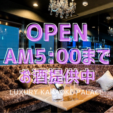 LUXURY KARAOKE PALACE ‐パレス‐渋谷駅前店 メニューの画像