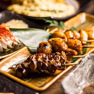 完全個室居酒屋 地鶏料理 鷄仙人 川崎店  こだわりの画像