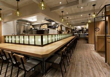 海キッチン KINOSAKI  店内の画像