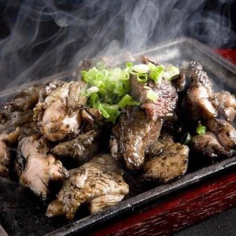 【薩摩地鶏食べ放題】薩摩地鶏の串焼・チキン南蛮・唐揚など全7品+3h飲み放題付4,000円⇒3,000円