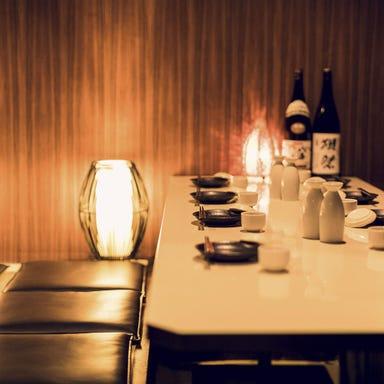 完全個室と食べ放題 鳥助 池袋店 店内の画像