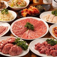 焼肉 肉縁 上野店