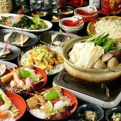 肉と魚とめん料理 なにがしはなれ 豊田市駅前店