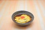 ふんわりわかめ玉子スープ