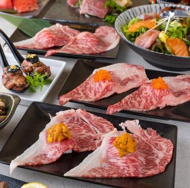 海鮮と和牛炙り寿司 完全個室居酒屋 八兵衛 日本橋店  コースの画像