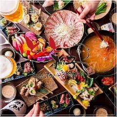 野菜巻き串と宴会個室 とんとん拍子 武蔵小杉