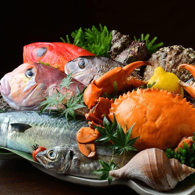 浜松ならではの食材を味わえるコースは観光客の方にもおすすめ