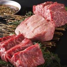 良質なお肉をリーズナブルに楽しめる