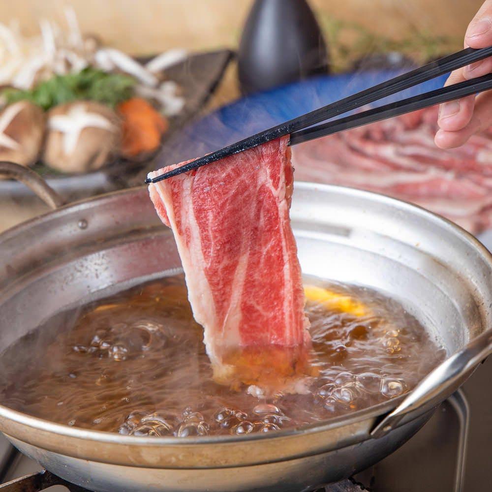 仙台牛の選べるメイン料理に肉寿司も味わえる全9品 3時間飲み放題付【極-きわみ-コース】