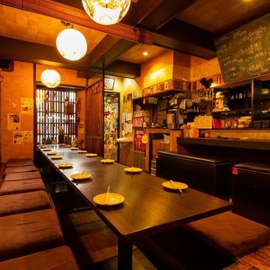 隠れ家びすと炉 心平゜新潟駅前店  店内の画像