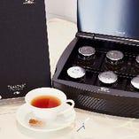 ロンネフェルト社の最高級ティースターシリーズ 6種類をラインアップ
