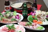 海鮮スパイシー鍋(要予約)