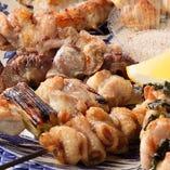 新鮮で美味しい鶏料理をご堪能ください!