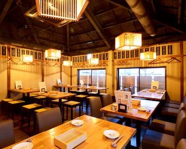 天ぷらスタンド KITSUNE 原店 店内の画像