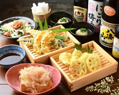 天ぷらスタンド KITSUNE 原店 コースの画像