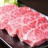口の中に広がる讃岐名物のオリーブ牛の旨味をご賞味ください!