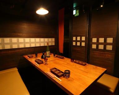 熊本馬肉の居酒屋 あさひ商店 池袋西口 店内の画像