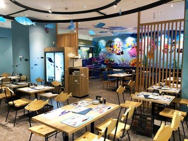 さば料理専門店 SABAR+ 岡山店 店内の画像