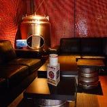 【4〜8名様】プライベートな空間でゆっくりとくつろげるソファ席の完全個室