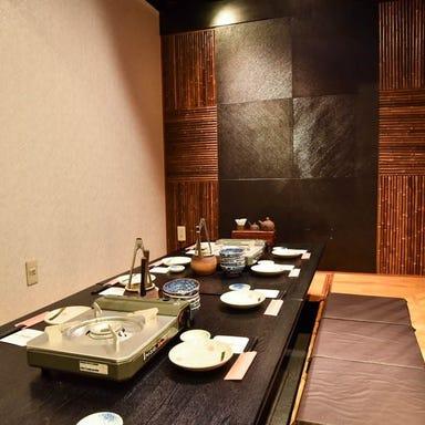 寛ぎ個室と旬菜和食のお店 高田屋 池袋西口店 店内の画像