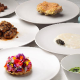 九州の食材を斬新な視点で昇華させたイノベーティブなメニュー