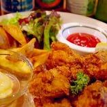 チキン&チップス (CHICKEN&CHIPS)