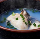 広島県産 大きな茹で牡蠣2個入り