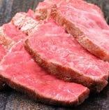 土佐和牛のステーキ