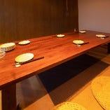 【半個室】接待やビジネスシーンに最適!4名様~8名様程度のお食事に…