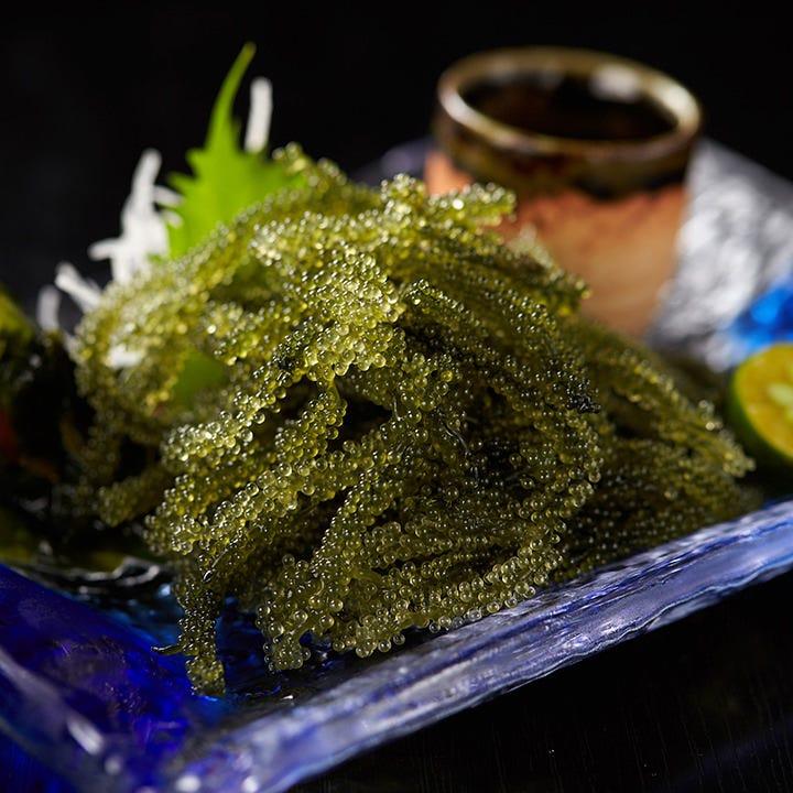 プチプチ 海ブドウ