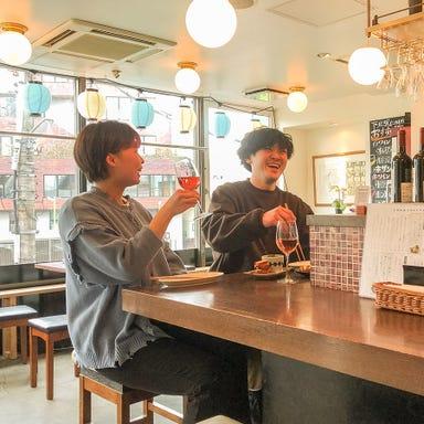 下北沢 ニカイノワインサカバ  店内の画像