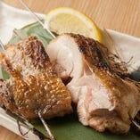 鶏もも串焼き(勇払産)