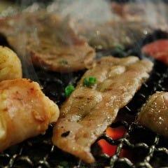 七輪炭火焼肉 味ん味ん 鶴間店