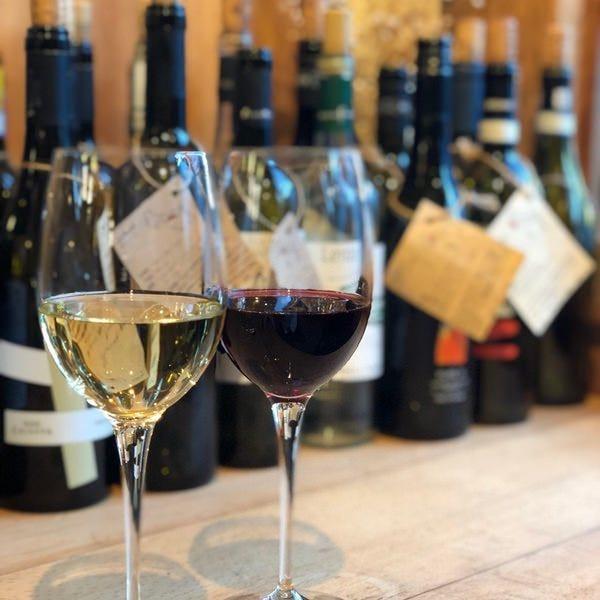料理に合わせたワインを多数ご用意しております。