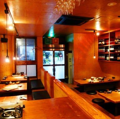 麦家Shokudo  店内の画像